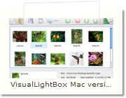 jQuery Popup Window Mac version - Main Window